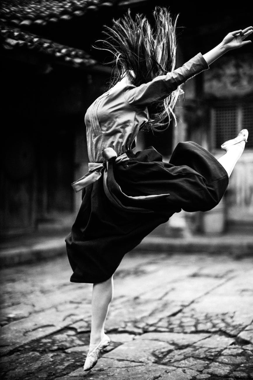 Let's dance…